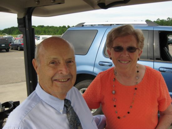 Ron and Phyllis Bodtke